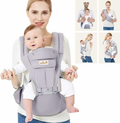 Viedouce Baby Carrier Ergonomic with Hip Seat