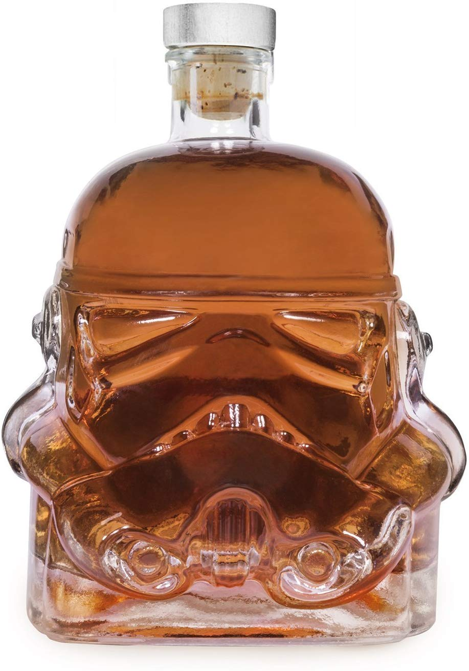 Stormtrooper Whiskey Flask Carafe Decanter 750ml